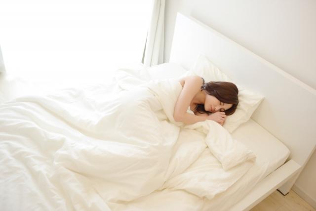 しっかりとした睡眠をとるために